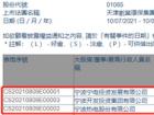 天津创业环保股份获宁波开发投资集团570.39万港元增持186.2万股